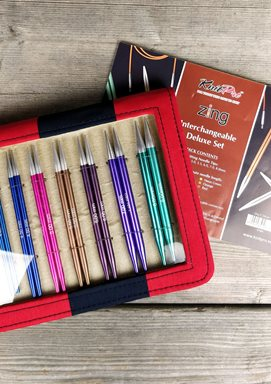 Zing Interchangeable Deluxe Set