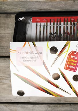 Symfonie Wood Deluxe Set